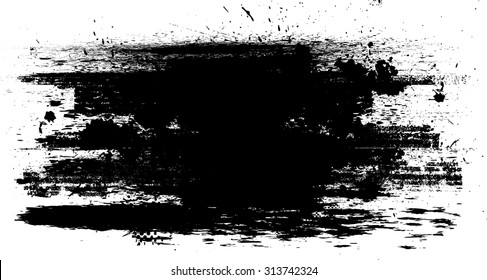 Grunge Urban Background.Texture Vector.Dust Overlay Distress Grain ,Simply Place illustration over any Object to Create grungy Effect .abstract,splattered , dirty,poster for your design