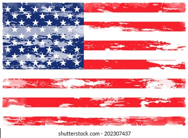 Tattered Flag Images Stock Photos Vectors