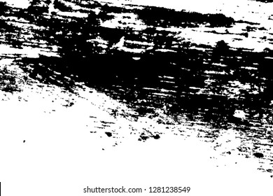 Grunge vector background. Black distressed backdrop.