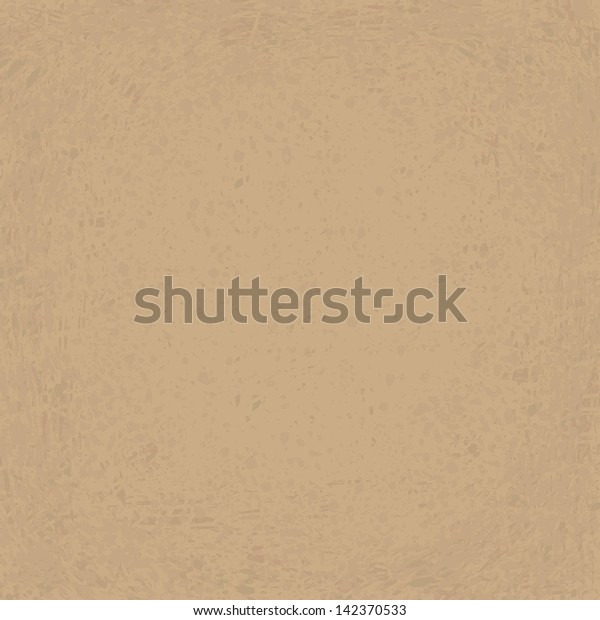 Grunge Vintage Old Paper Texture Brown Stock Vector (Royalty Free ...