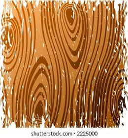 grunge wood panel.