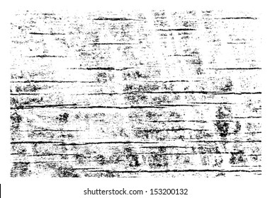 Grunge Wood Vector Overlay texture