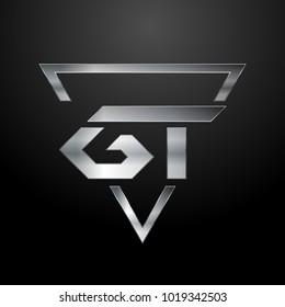Gt Logo Hd Stock Images Shutterstock