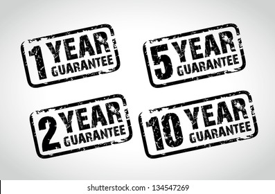 guarantee stamps