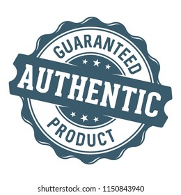 designer fashion 9c17a 909d0 Guaranteed authentic product label stamp
