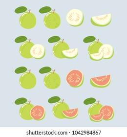 Guava Images, Stock Photos & Vectors   Shutterstock