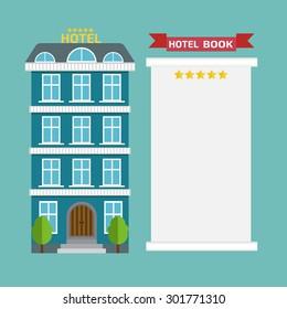 guest book hotel