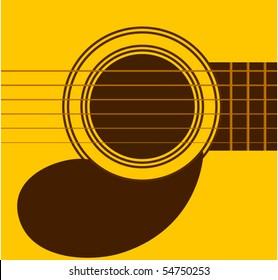 guitar sound hole