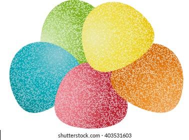 Gumdrops Candy