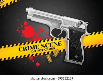 gun and crime
