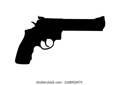 gun icon. vector illustration