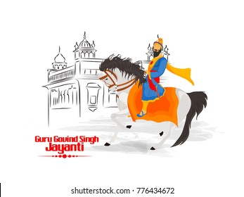 Guru Govind Singh Jayanti