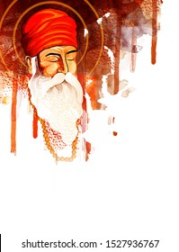 Guru Nanak Jayanti festival of Sikh celebration Happy Gurpurab