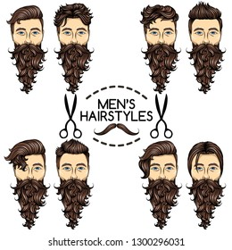 Guys and hairstyles