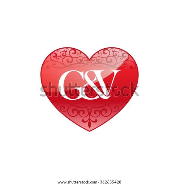 G V Love Logo