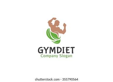 Gym Design Illustration