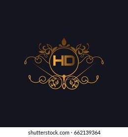 H D Logo