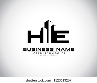 He Logo Images Stock Photos Vectors Shutterstock Your logo is a perfect icon to use to create patterns with your corporate colors. https www shutterstock com image vector h e initial logo concept building 1123613267