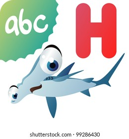 H is for Hammerhead