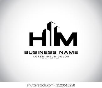 H Property Logo Images, Stock Photos & Vectors | Shutterstock