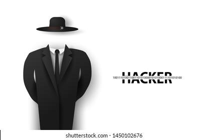 Black Hat Hacker Images, Stock Photos & Vectors | Shutterstock