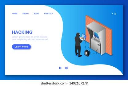 Bank Hack Stock Vectors, Images & Vector Art | Shutterstock
