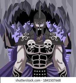 hades greek mythology god of the underworld
