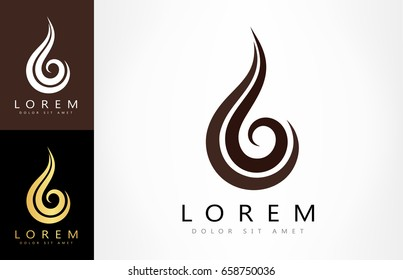 Hair logo