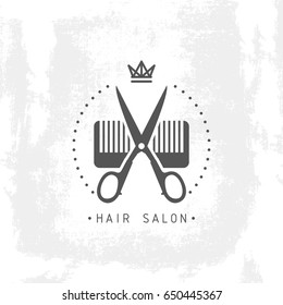 hair salon logo images stock photos vectors shutterstock rh shutterstock com hair salon logo ideas hair salon logo designer