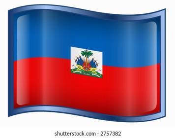 Haiti Flag Icon