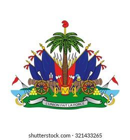 Haitian shield