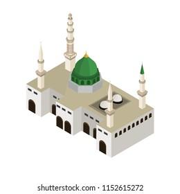 94 Gambar Gambar Masjid Nabawi 3d Paling Keren
