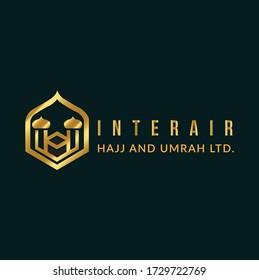 Hajj, Umrah and Trebles Company Logo