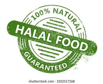 Halal Food Stamp