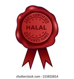 Halal Wax Seal