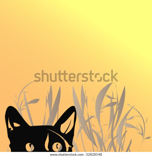 half-cat-hunting-your-textillustration-6