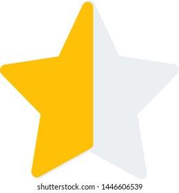 Image result for half star