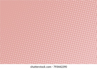 Halftone background. Digital gradient. Dotted pattern with circles, dots, point large scale. Design element for web banners, posters, cards, wallpapers, sites, panels.