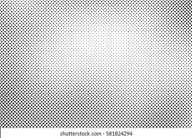 halftone dots vector background
