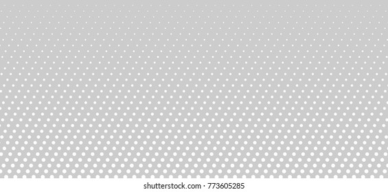 halftone gradients, white vector background