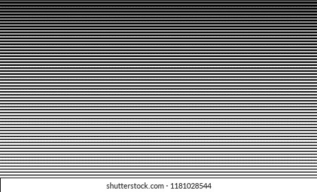 Halftone lined background. Halftone effect vector pattern.Lines isolated on the white background.