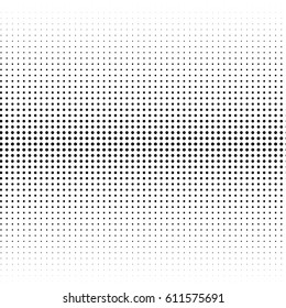 Halftone on white for backgrounds