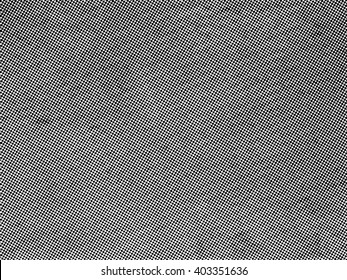 Halftone Pattern. Abstract Halftone Dots. Vector Illustration.