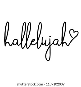 Image result for Hallelujah