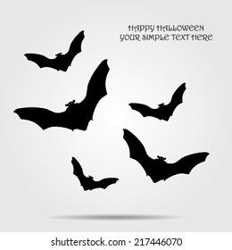 halloween bat vector background - Halloween Bat Pics