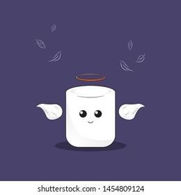 Marshmallow Cartoon Character Images Stock Photos Vectors