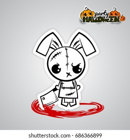Angry Rabbit Images Stock Photos Vectors Shutterstock