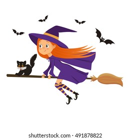 Witch Cartoon Images, Stock Photos \u0026 Vectors