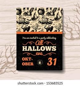 halloween invitation 画像 写真素材 ベクター画像 shutterstock