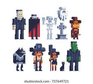 Pixel Art Stock Vectors Images Vector Art Shutterstock